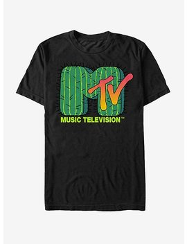 Mtv Cactus Logo T Shirt by Hot Topic