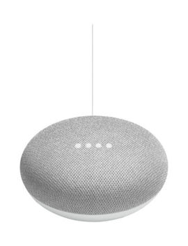 Google Home Mini Chalk Grey Personal Assistant Smart Speaker , New In Box by Google