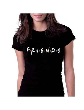 Friends T Shirt Cool Show Friends Tv Vintage Tee by Gold Tees