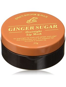 Aritaum Ginger Sugar Overnight Lip Mask, 0.3 Ounce by Aritaum