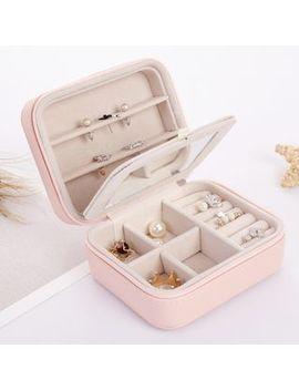 Jewelry Box With Mirror by Yelimi