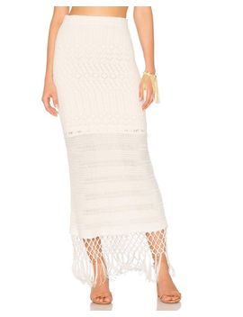 Women's X Revolve Sandra Skirt In White by House Of Harlow 1960