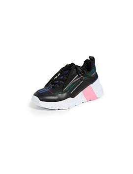 Hiking Trainer Sneakers by Msgm