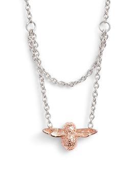 Queen Bee Pendant Necklace by Olivia Burton