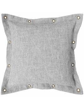 Gray Rimini Pillow 18 X 18 In. by At Home