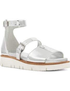 Satoria Platform Sandal by Nine West