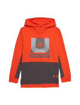 Sportstyle Charged Cotton® Hoodie by Under Armour