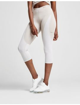 Nike Pro Hypercool Mesh Capri Leggings by Nike