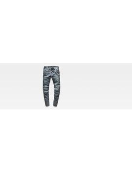 5620 3 D Zip Knee Super Slim Jeans by G Star