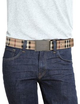 Classic Belt by Burberry