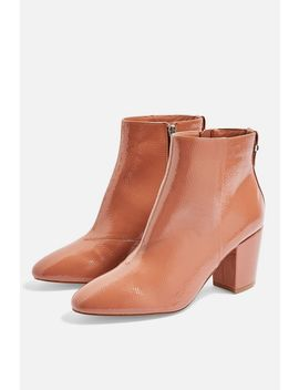 Brooklyn Block Boots by Topshop