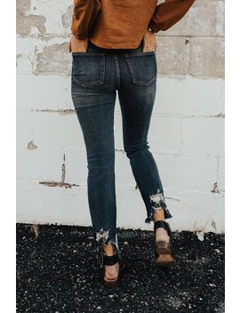 Jackson High Rise Skinnies by Roolee