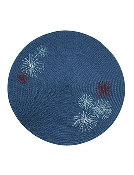 Celebrate Americana Together Round Fireworks Placemat by Kohl's
