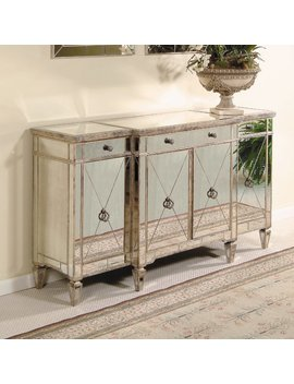 Willa Arlo Interiors Roehl Mirrored Sideboard & Reviews by Willa Arlo Interiors