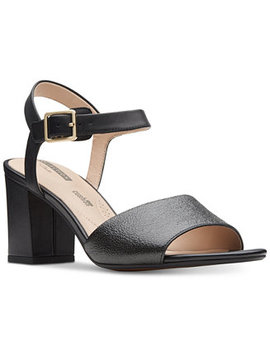 Collection Women's Deva Quest Dress Sandals by Clarks