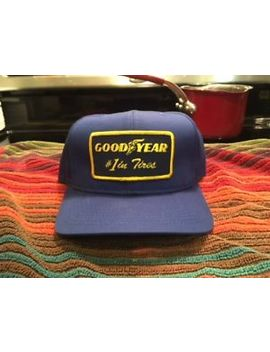 Good Year #1 In Tires Hat Cap by Unbranded