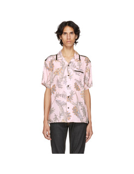 Pink Floral Shirt by Coach 1941
