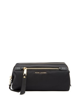 Trooper Extra Large Framed Big Blitz Nylon Cosmetic Case by Marc Jacobs