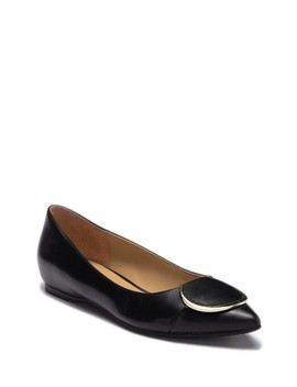 Stella Pointed Toe Flat   Multiple Widths Available by Naturalizer