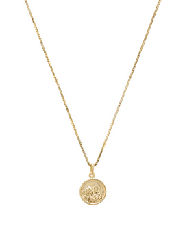 Tiny Angel Pendant Necklace by The M Jewelers Ny