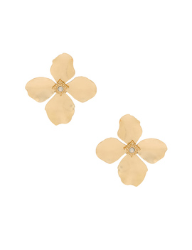 Large Flower Stud Earrings by Shashi