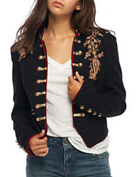 Lauren Band Jacket by Free People
