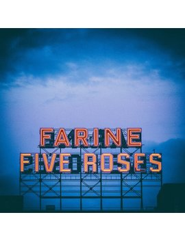 Farine Five Roses by Tanya Harrison