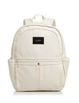Kane Canvas Backpack by State