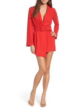 Belted Romper by Leith