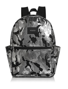 Williams Medium Metallic Camo Backpack by State