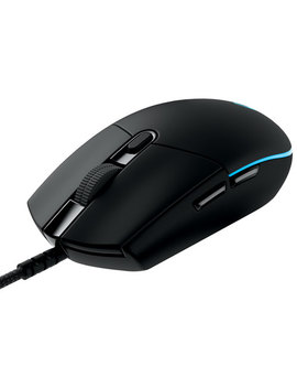 Logitech G Wired Optical Pro Gaming Mouse (910 004855)   Black by Logitech