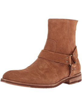 Frye Men's Sam Harness Motorcycle Boot by Frye