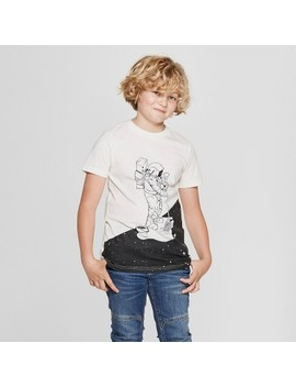 Boys' Short Sleeve Astronaut Graphic T Shirt   Cat & Jack™ White by Shop All Cat & Jack™