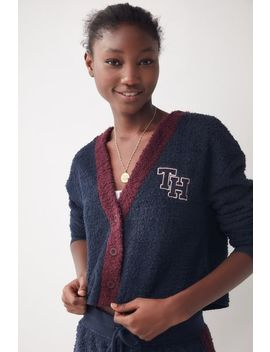 Tommy Hilfiger X Uo Marshmallow Cardigan by Tommy Hilfiger