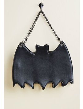 Banned Chatty Batty Bag by Banned