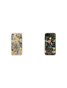 Rifle Clear Herb Garden Case For Iphone 7/6/6s by Rifle