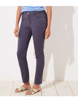 Skinny Five Pocket Pants by Loft