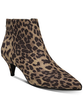 Kirby Booties, Created For Macy's by Circus By Sam Edelman