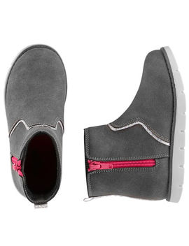 Osh Kosh Zip Booties by Oshkosh