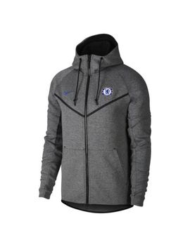 Chelsea Fc Tech Fleece Windrunner by Nike