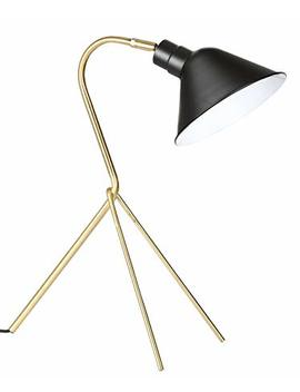 "Jonathan  Y Jyl6001 A Mae 20.25"" Brass Task Lamp, Brass Gold by Jonathan Y"