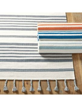 Carillon Flat Weave Rug by Ballard Designs
