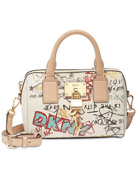 Elissa Speedy Crossbody Satchel, Created For Macy's by Dkny
