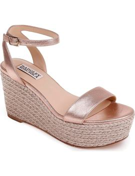 Holmes Espadrille Wedge by Badgley Mischka