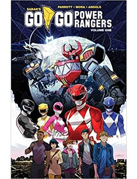 Saban's Go Go Power Rangers Vol. 1 (Mighty Morphin Power Rangers) by Amazon