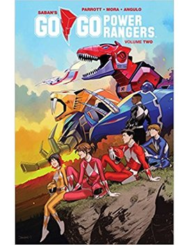 Saban's Go Go Power Rangers Vol. 2 (Mighty Morphin Power Rangers) by Amazon