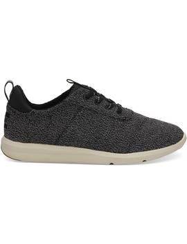 Black Terry Women's Cabrillo Sneakers by Toms
