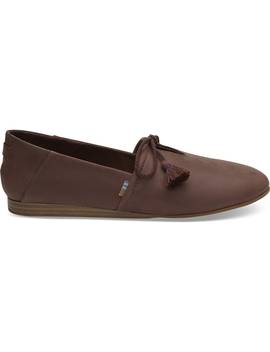 Burnt Henna Women's Kelli Flats by Toms