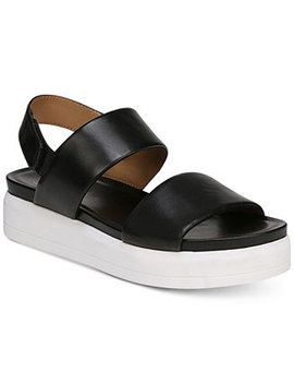 Kenan Platform Wedge Sandals by Franco Sarto