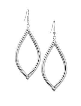 cutout-tear-drop-earrings by etereo